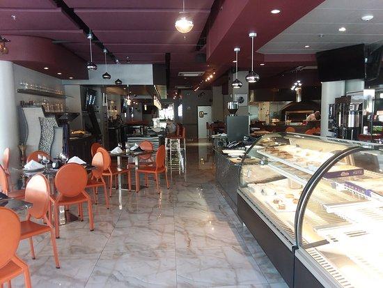Olive Bistro Cafe Washington Dc Restaurant Reviews