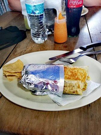 Los mejores Burritos de mi vida!!
