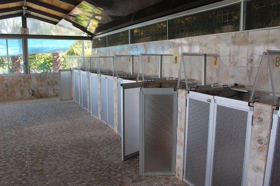 Tumbabiro, Ecuador: Spa y centro de belleza