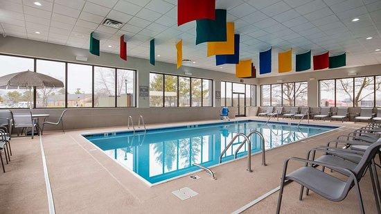 Best Western Plus Indianapolis NW Hotel: Pool