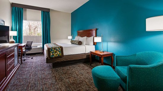Best Western O'Fallon Hotel: Guest Room