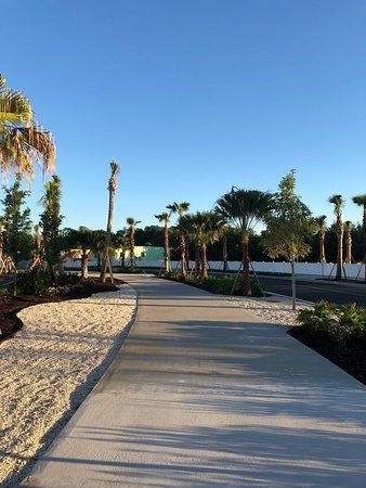 Great setting to enjoy the Florida sunshine