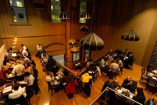 Rare Steakhouse Downtown: Mezzanine Level