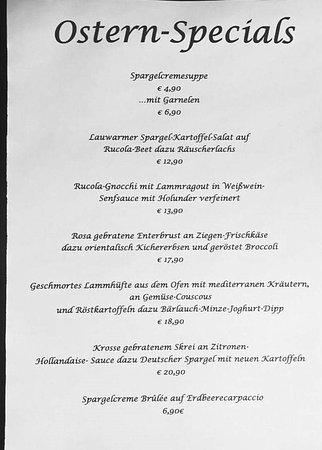 Ostern-Specials