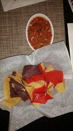 Baron's Inn: Pico and chips