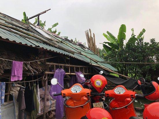 반나절 하노이 시티 오토바이 투어 - SEE- 문화 - 역사 - 불쌍한 ... 사진