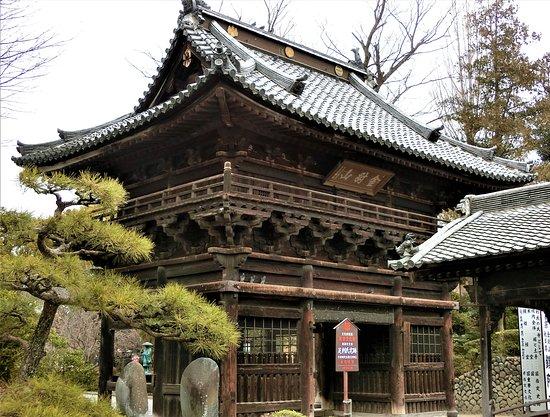 Banna-ji Temple Romon Gate