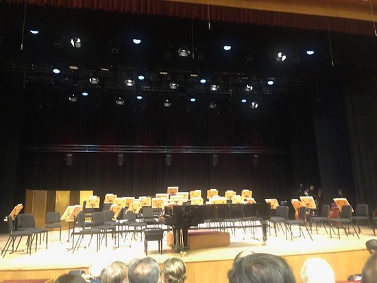 Cemal Resit Rey Concert Hall