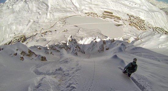 Owain George Snowboard Coaching