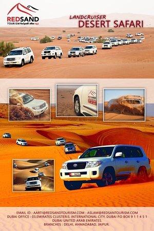 Red sand tourism LLC