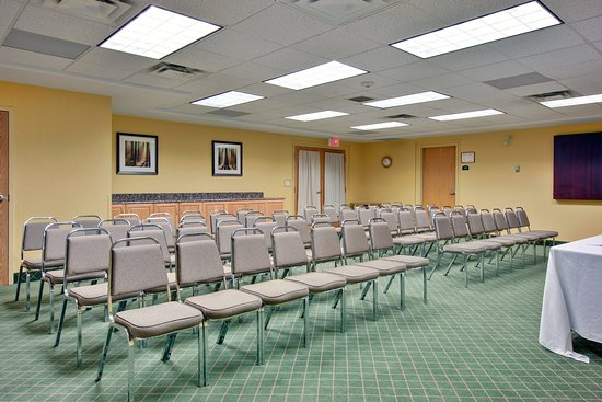 Dryden, Canada: Meeting room
