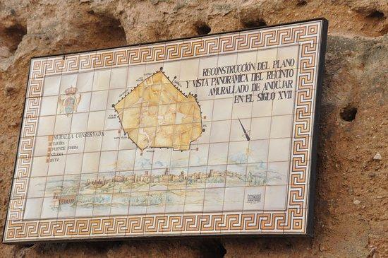 Antigo muralla de almohade