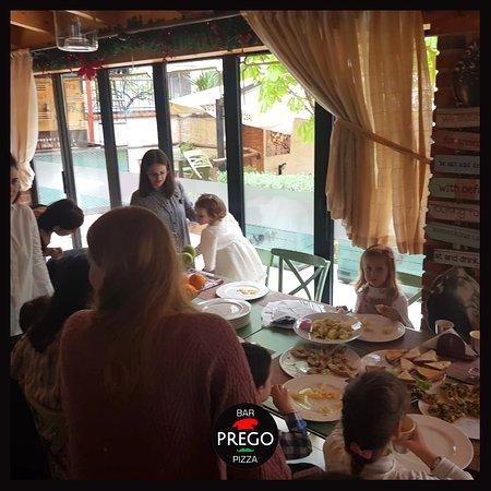 Bar Pizzeri Prego
