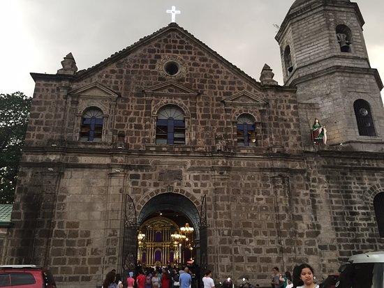 Beautiful 219 year old church in Binangonan Rizal