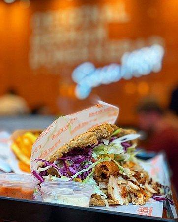 German Doner Kebab: Doner Kebab