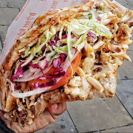 German Doner Kebab: Mixed Original Doner Kebab