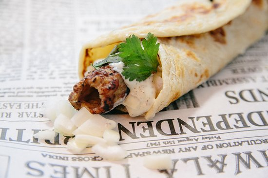 Kebab Roll