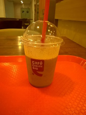 Cafe Coffee Day Vijayawada Menu