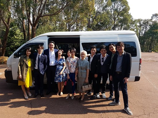 Perth Minibus Charters: Hired for Wedding Guests