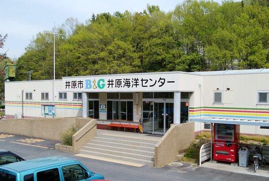 Ibara, ญี่ปุ่น: スポーツ施設が集中しているエリアにある