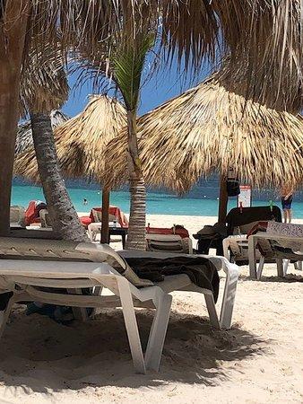 Preferred Club beach view