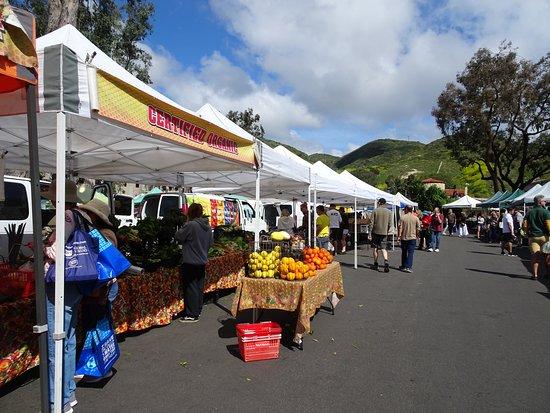 Laguna Beach Farmers' Market