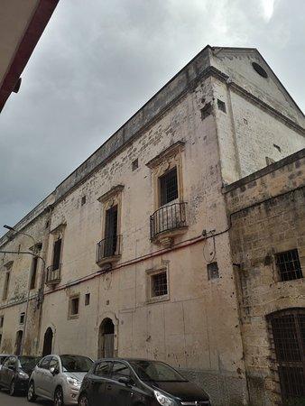 Il Palazzo dei Celestini
