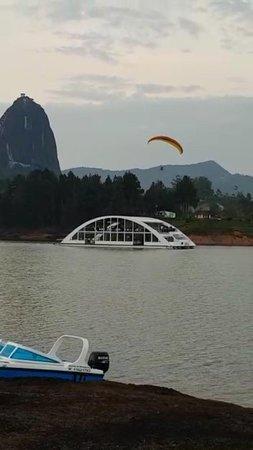 Paragliding Guatapé