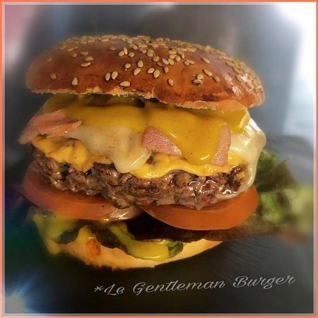 • Le Gentleman Burger