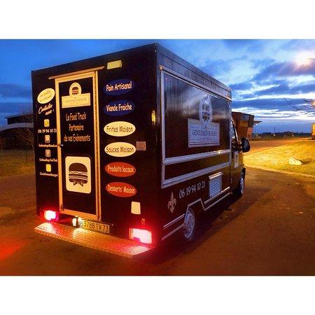 • Camion Gentleman Burger