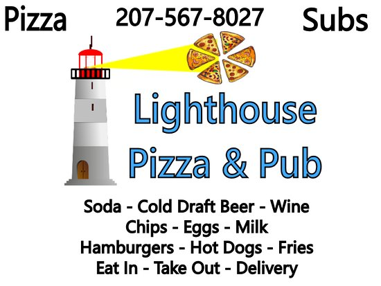 Welcome to Lighthouse Pizza & Pub