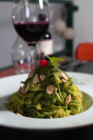 Espaguetti de Abobrinha