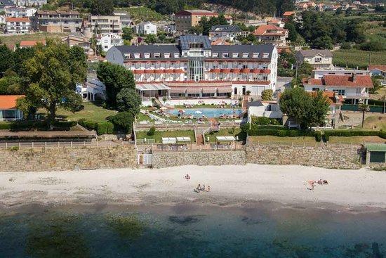 Hotel Spa Nanin Playa, hoteles en Sanxenxo