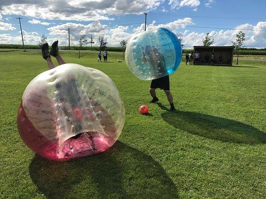 Montreal Bubble Ball