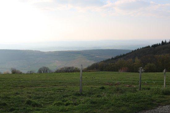 Mont Saint-Romain: Une vue du Mont Saint Romain - Le paysage est magnifique