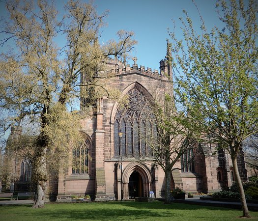 St Mary's Church (Nantwich)