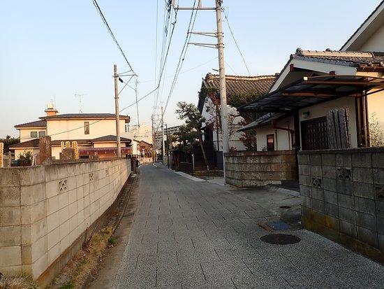 Shinsen-Gumi Ryuzan Honjin-Ato
