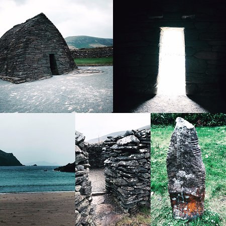 Some of the sights on the Dingle Peninsula!