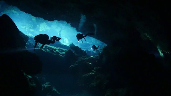 Best Cenote Diving