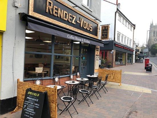 Rendez Vous Caffe Beckenham Restaurant Reviews Photos Phone Number Tripadvisor