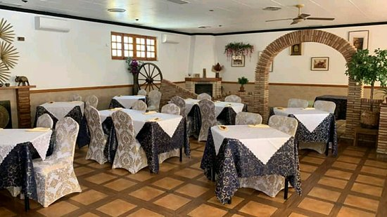 El Pinar de Campoverde, Spain: Great dinner and group venue
