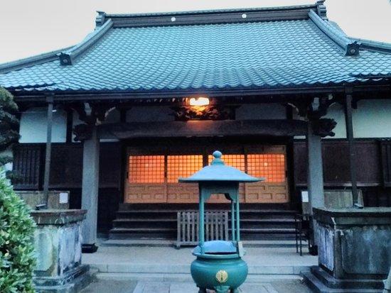 Choryuji Temple