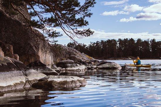 Skargardens Kanotcenter Kayaks & Outdoor: Kayaking tour in Stockholm Archipelago