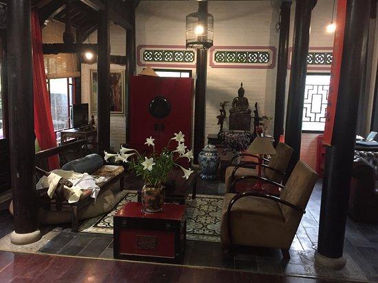 Tam Cuisine & Traditional Villa: lovely home....