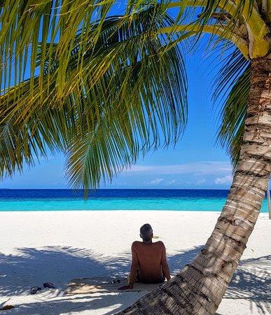 South Huvadhoo (Gaafu Dhaalu) Atoll: Maldive: 🌅 non sarebbe un sogno svegliarsi qui ogni mattina?  🏝️ Awesome awakening!