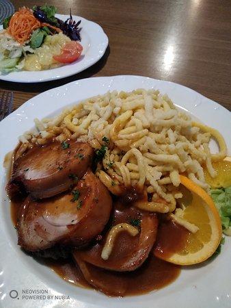 Cafe Seeblick Koenigsbronn Restaurant Reviews Photos