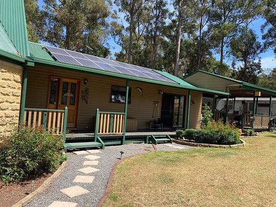 Tarleton, Australia: Tasmania such a beautiful place to visit a relax and only 10 minutes from the Spirit of Tasmania.