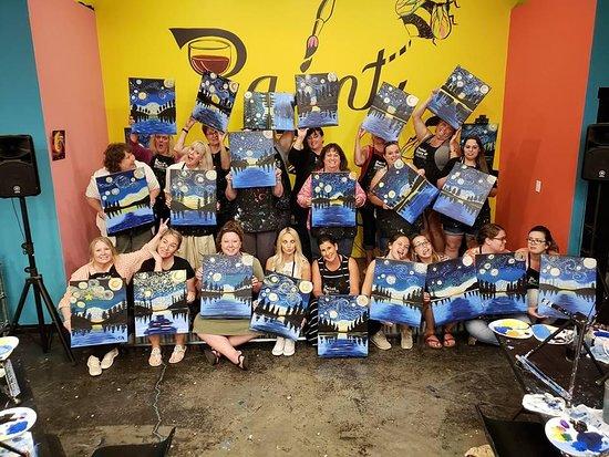 The Paint Buzz LLC