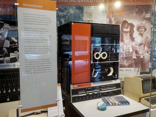 Caulfield, Australien: DEC PDP 11/750