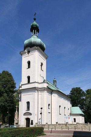Ruda Slaska, Polonia: Sanktuarium Matki Bożej z Lourdes